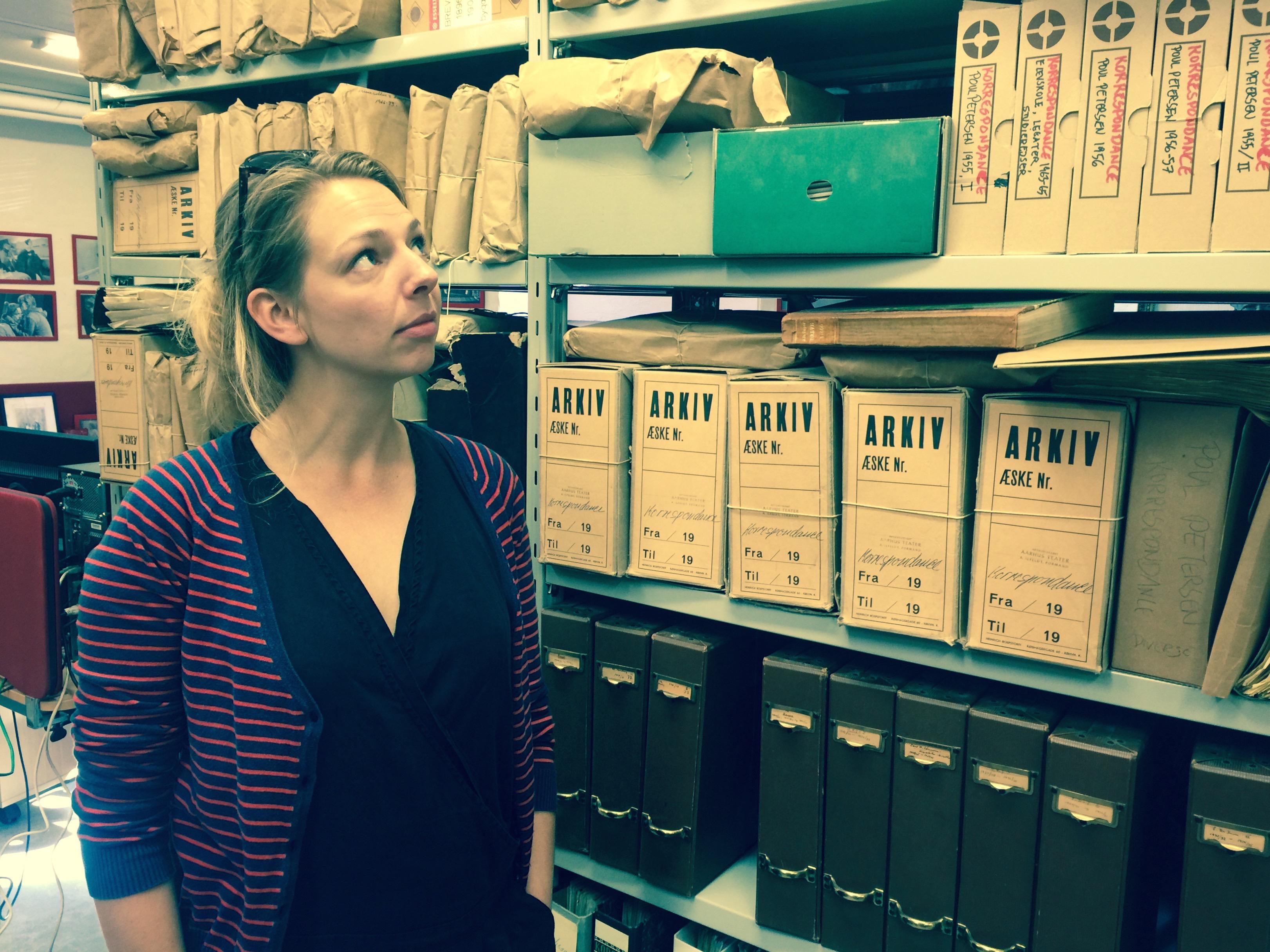 Julie Buch Hansen - Foto: Morten Hede