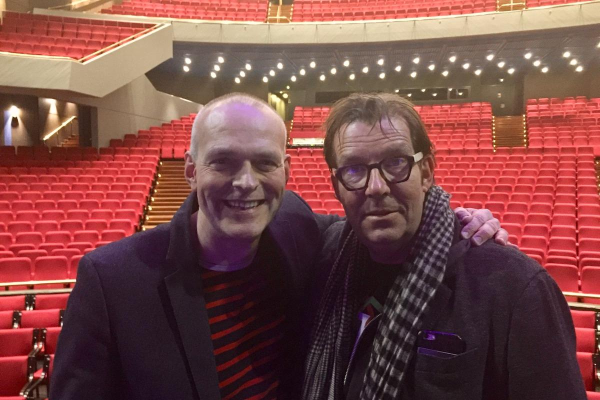 Niels Olsen og Søren Østergaard - Foto: Morten Hede