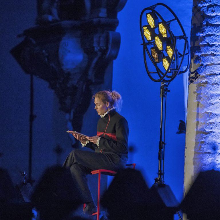 Befri gudstjenesten - Christina Laursen