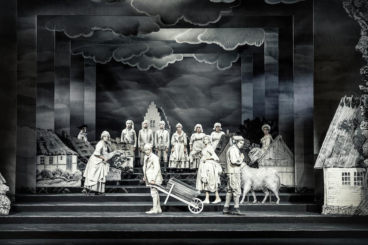 Erasmus Montanus (Aarhus Teater 2017)