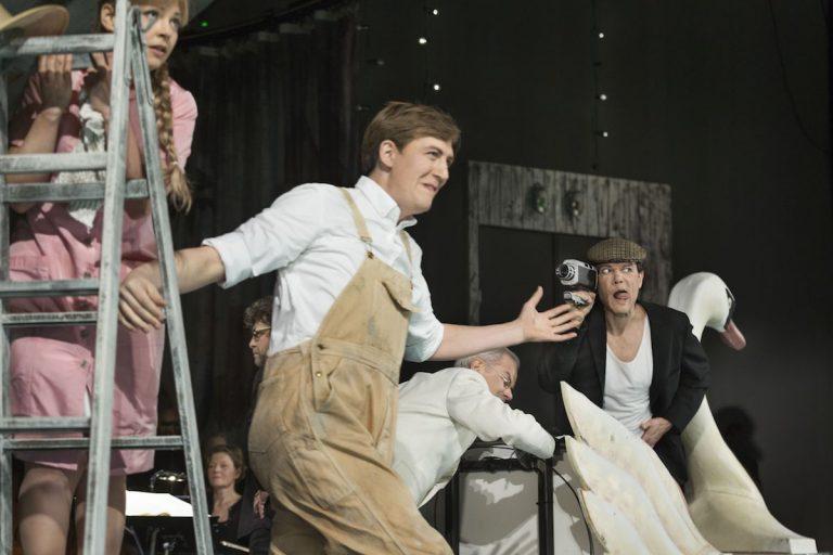 Figaros bryllup - Henning von Schulman