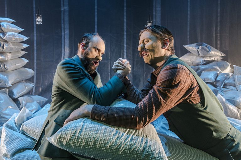 Hullet - Von Baden - Teatret Svalegangen