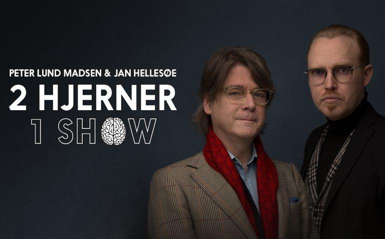 2 hjerner - 1 show