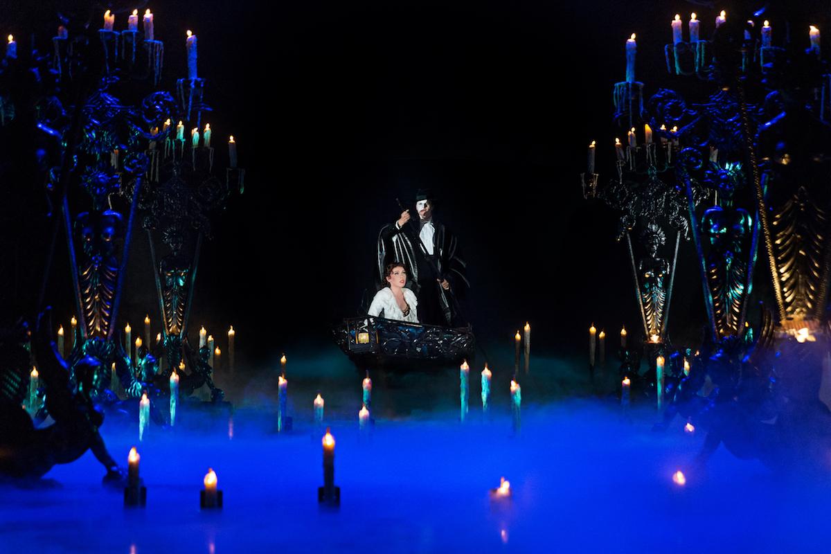 The Phantom of the Opera - Det Ny Teater