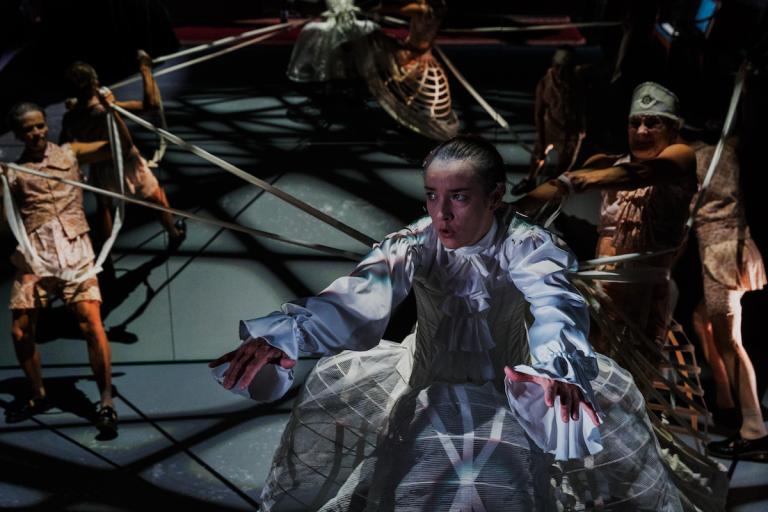 Orlando - Elisa Kragerup - Betty Nansen Teatret