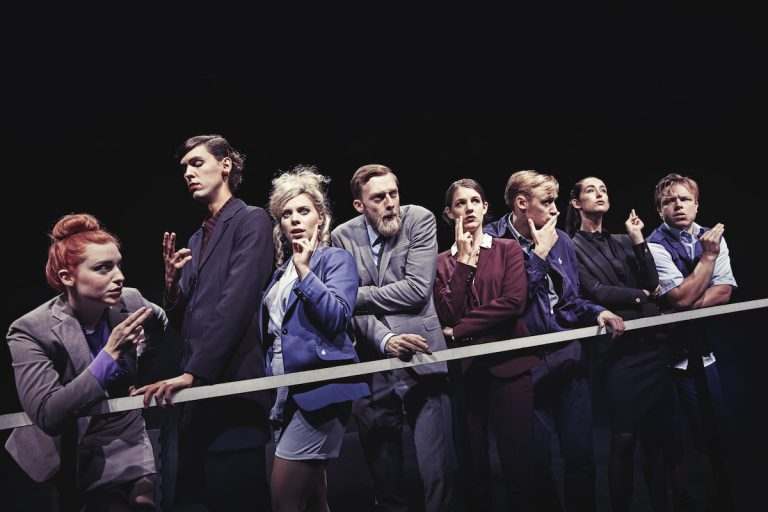 Skybrud - Odense Teater