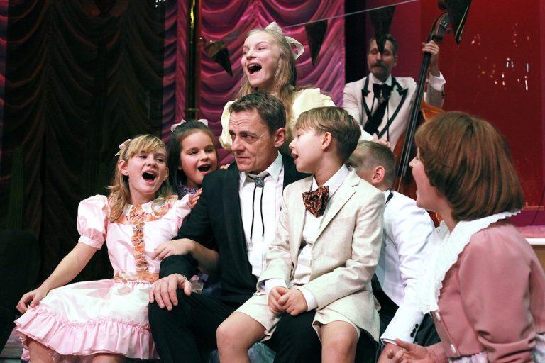 Kat på et varmt bliktag - Betty Nansen Teatret