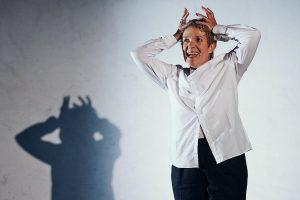 Tammi Øst modtager Teaterpokalen 2018
