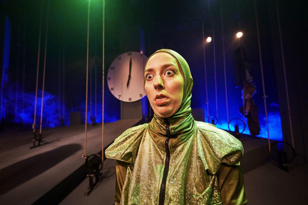 Momo - eller kampen om tiden, Team Teatret