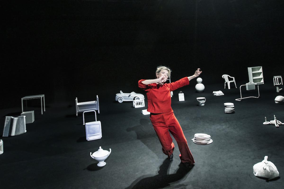 Dantes guddommelige komedie - Teater Republique