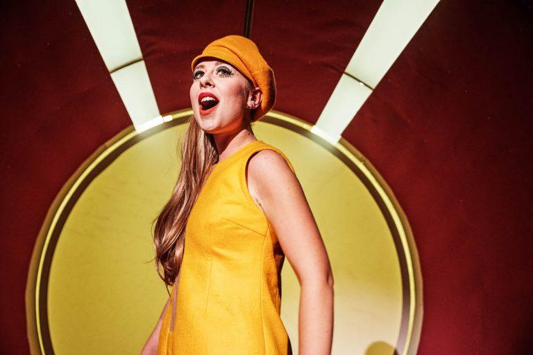 Mathilde Passer - Jeg er sgu min egen - Nørrebro Teater
