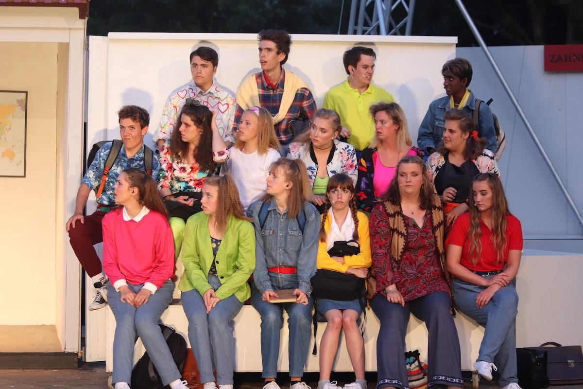 Vi maler byen rød - the musical |Kolding Festspil |Dronning Dorothea Teatret