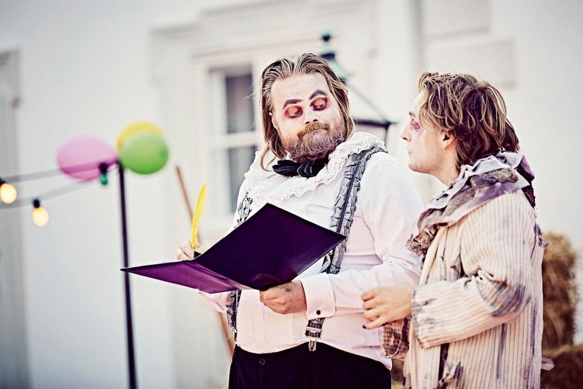 Tartuffe –Teatret Slotsgården