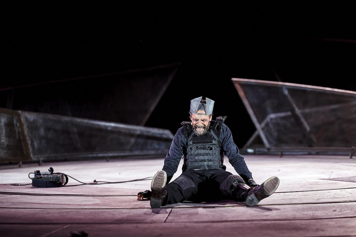 Richard III - HamletScenen