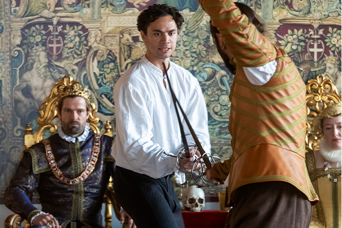 Hamlet Live - Kronborg Slot
