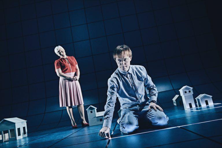 Den mystiske sag om hunden i natten - Odense Teater