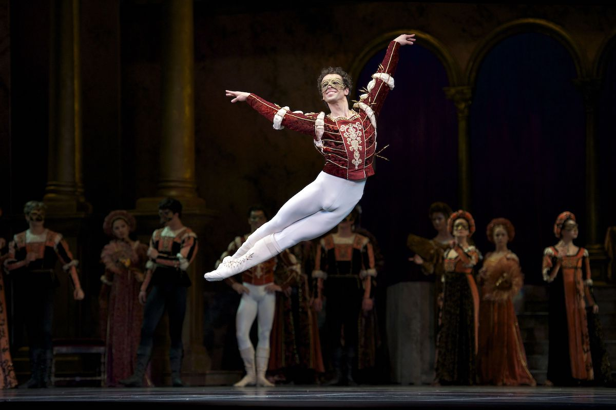 Romeo og Julie - San Francisco Ballet - Det Kgl. Teater