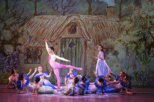 Snedronningen - Tivoli Balletteater