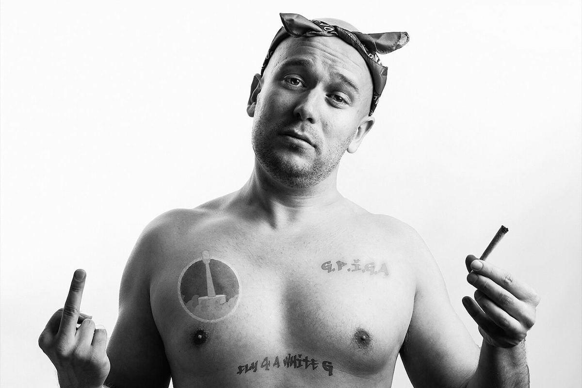 Morten Wichmann - Gangsta