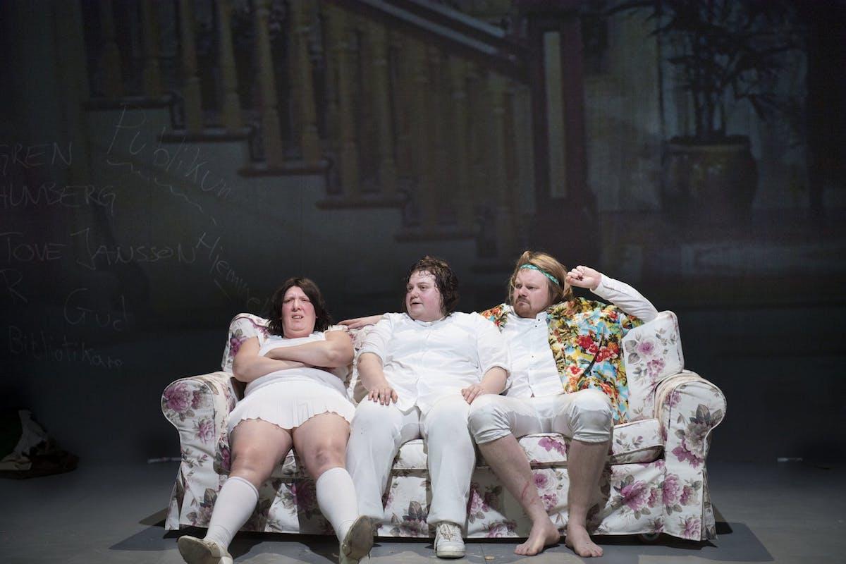 Det gode vs det onde - Aalborg Teater