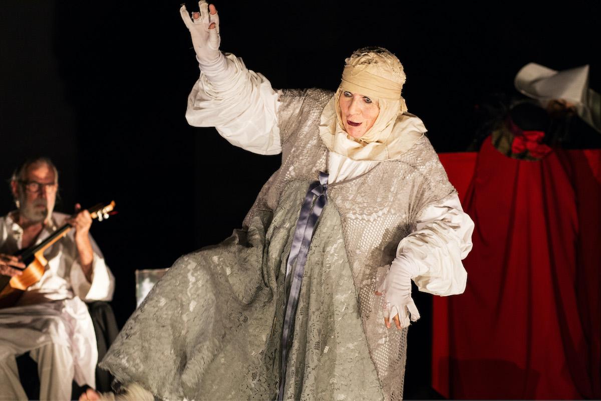 Den døves hus - Odin Teatret