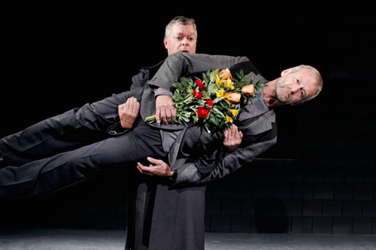 Kun sten - »Teatret«