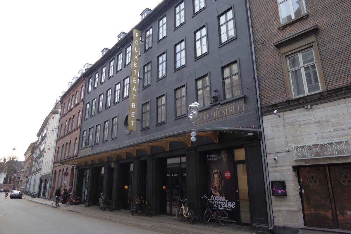 Folketeatret - Nørregade 39