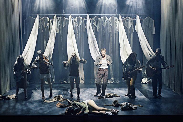 Teaterkoncert C.V. Jørgensen - Aarhus Teater og Aveny-T