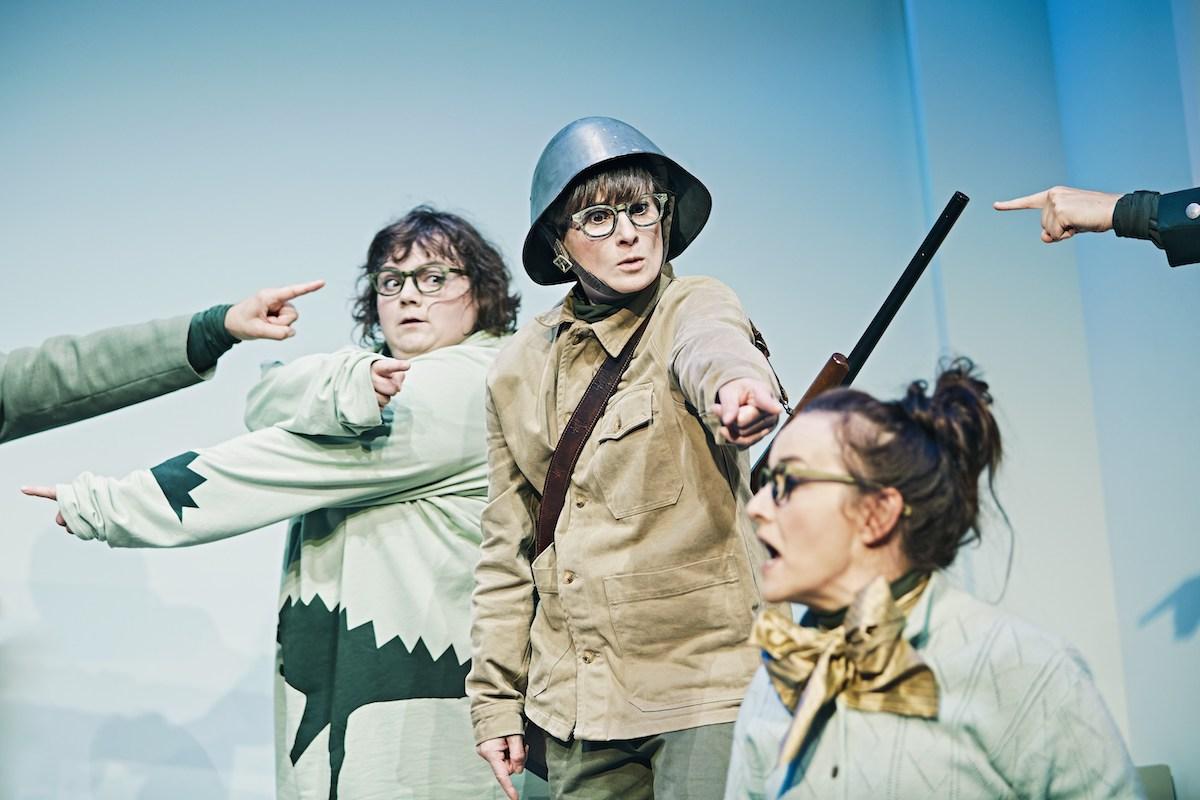 Livstidsgæsterne - Betty Nansen Teatret