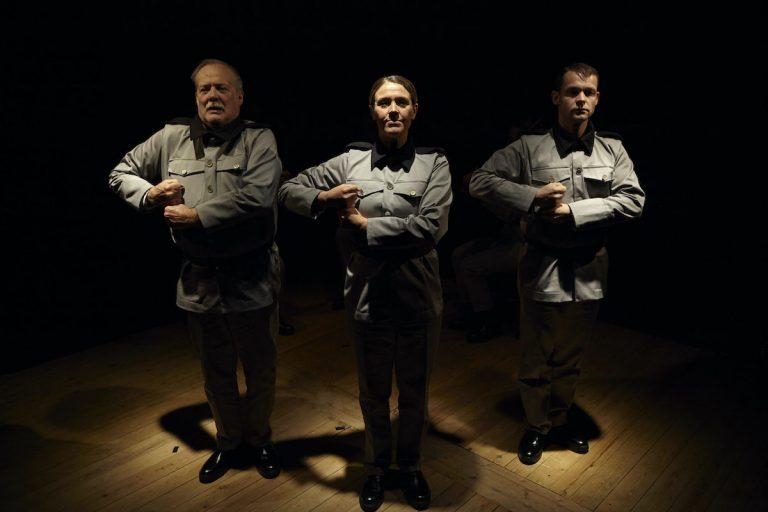 Det ensomme hjerte - Teatret Møllen