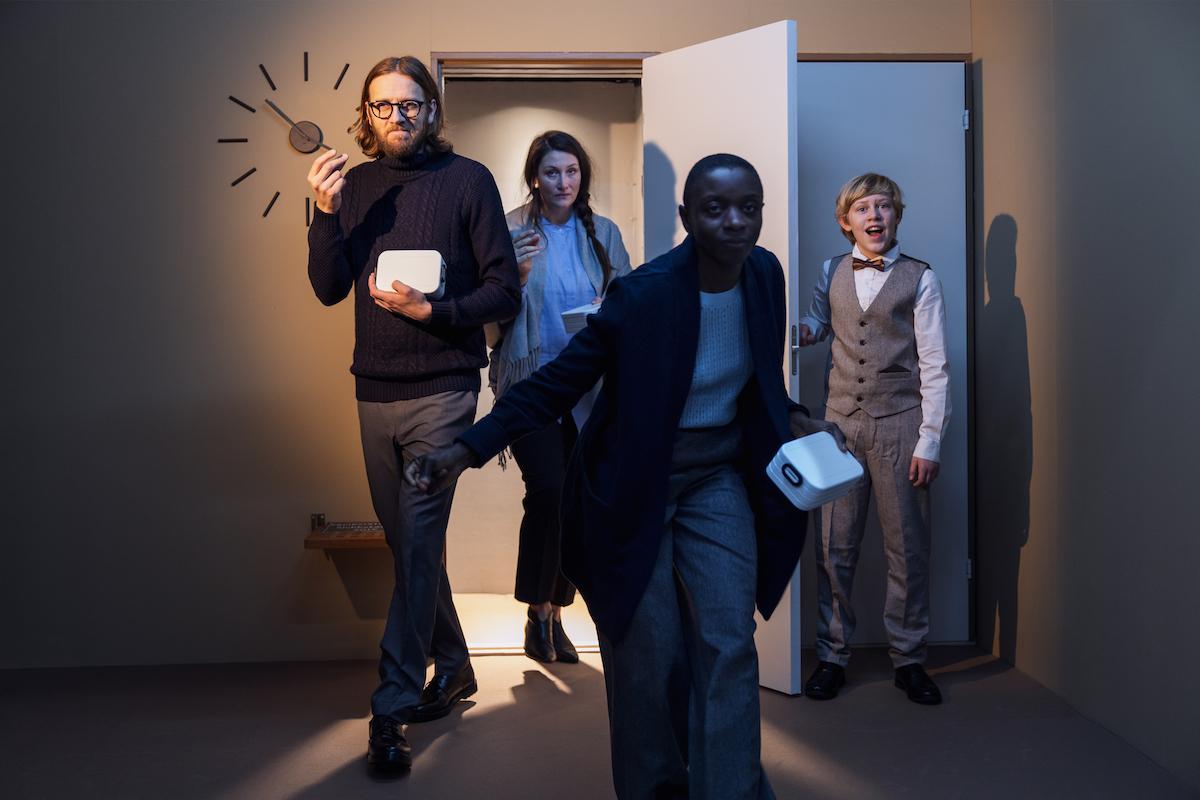 Katalog over kommende katastrofer - Teater Får302