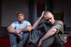 The Cheyenne are Leaving - Why Not Theatre Company