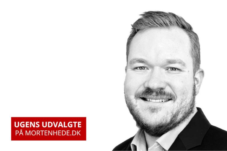 Peter Mark Lundberg - Ugens udvalgte på mortenhede.dk