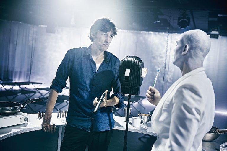 """Lydmediet i teatret - """"En fortælling om blindhed"""" på Aarhus Teater"""