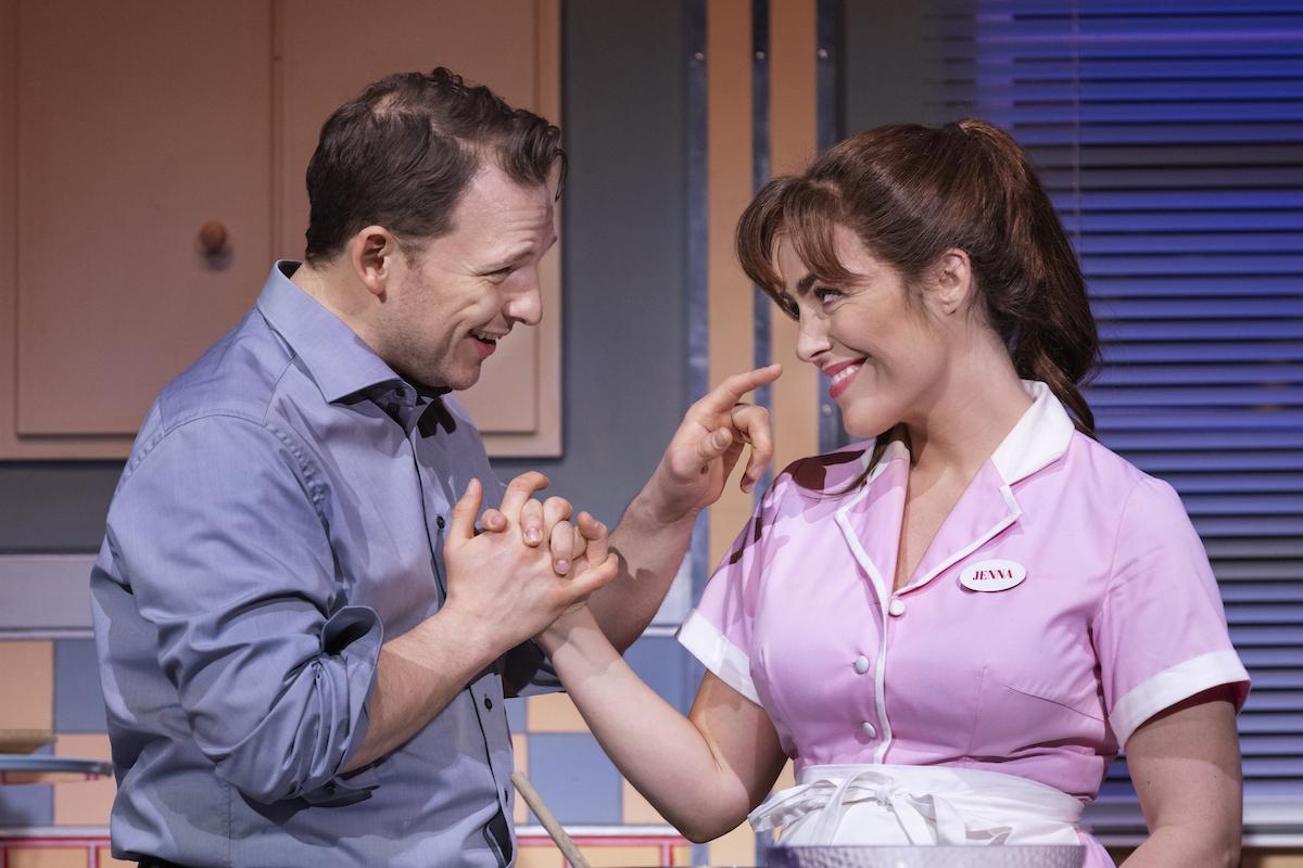 Waitress - Det Ny Teater