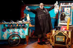 Magiske Jekyll - Paolo Nani Teater