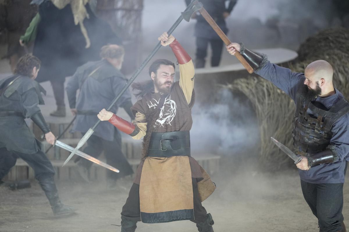 Krakes kæmper - Jels Vikingespil