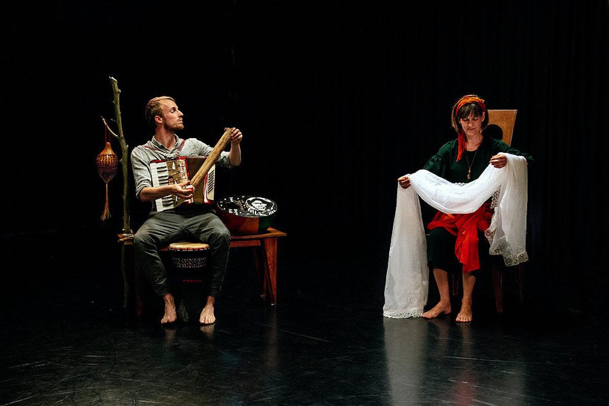 Coema – A Brazilian Fairytale - Lusus Theatre Company