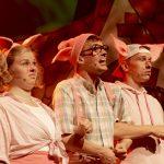 De tre små grise - Fredericia Musicalteater