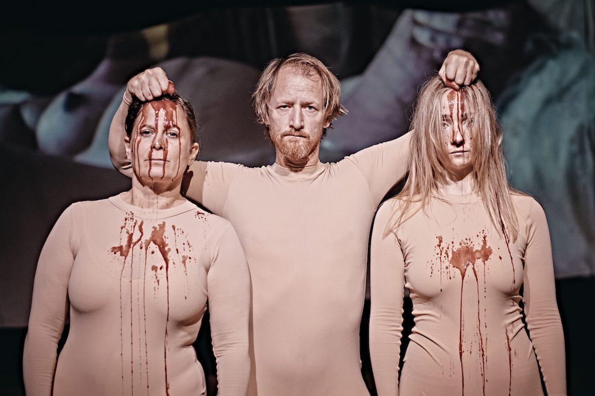 Argumenter imod kvinder - BaggårdTeatret og Teater V